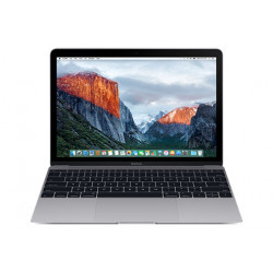 "Apple MacBook 12"" Retina Core m7 1,3 ГГц, 8 ГБ, 512 ГБ Flash СТО «серый космос»"