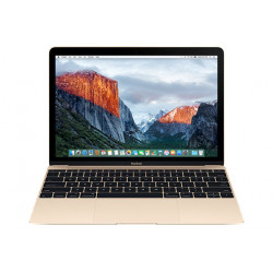 "Apple MacBook 12"" Retina Core M 1,2 ГГц, 8 ГБ, 512 ГБ Flash, HD 515 золотой"