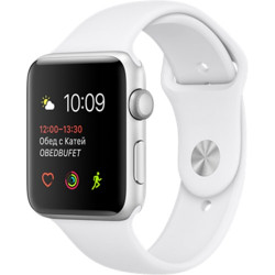 Apple Watch Series 2 42 mm (Silver)